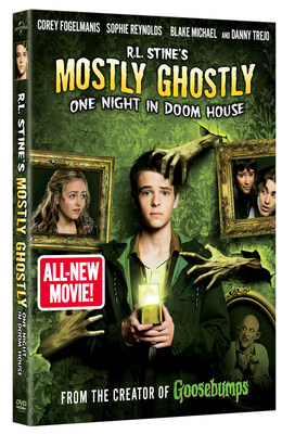 From Universal Pictures Home Entertainment: R.L. Stine's Mostly Ghostly: One Night In Doom House