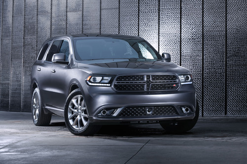 The new 2014 Dodge Durango.  (PRNewsFoto/Chrysler Group LLC)