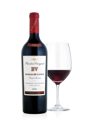 Give the Gift of History in a Bottle with Georges de Latour Private Reserve Cabernet Sauvignon from