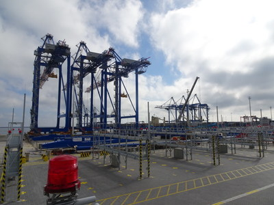 Deepwater Container Terminal (DCT) Gdansk, maritime ports consultant CH2M and Belgian contractor BESIX celebrated the opening of Terminal 2 (T2), expanding Poland's sole deep-sea terminal to become the largest container hub in the Baltic Sea.