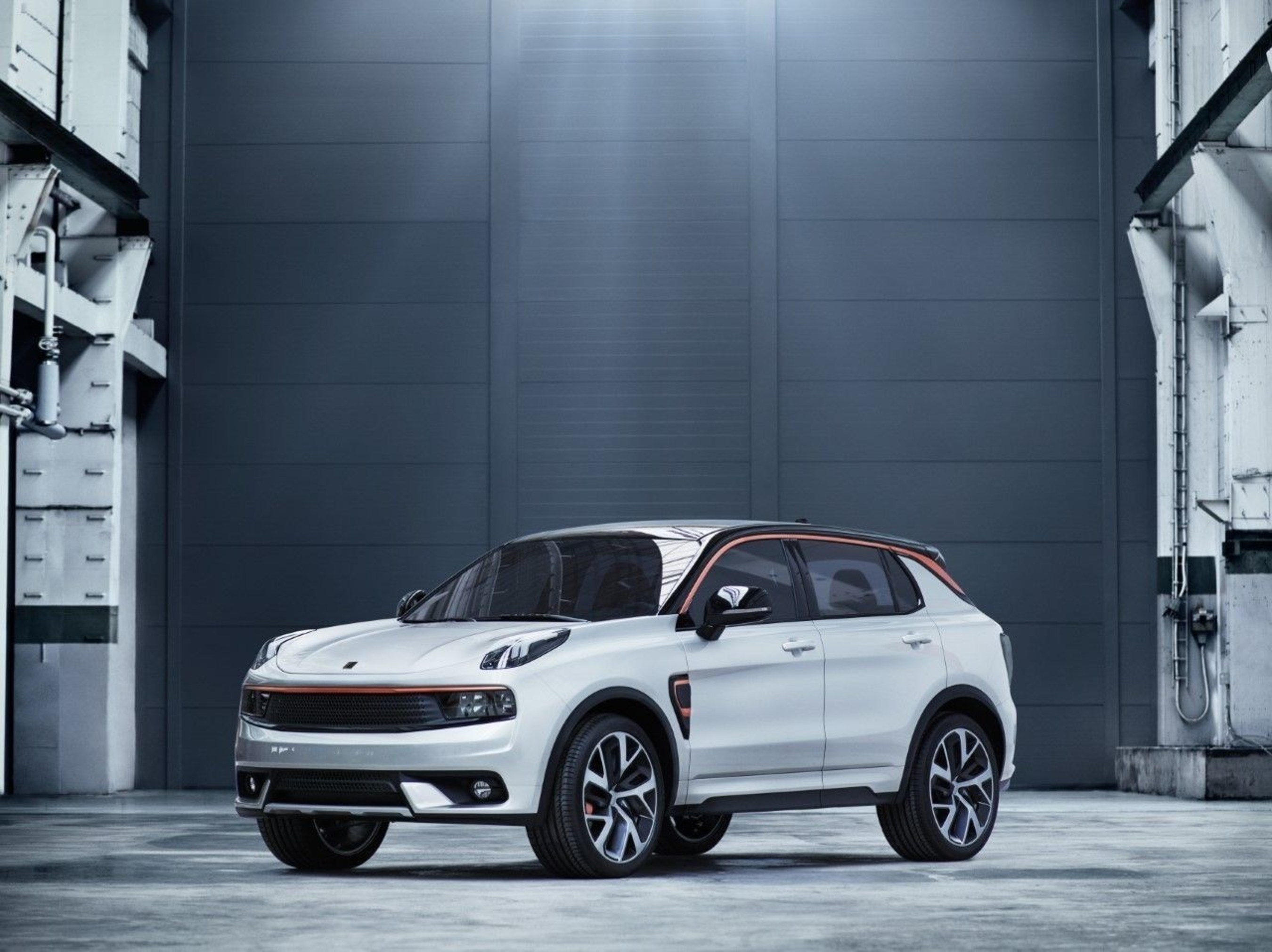 Geely Launches LYNK & CO - A New Global Car Brand