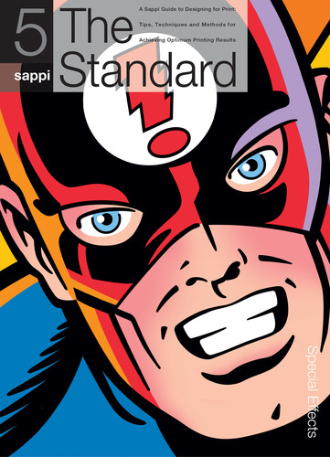 The Standard Vol. 5, Special Effects.  (PRNewsFoto/Sappi Fine Paper North America)