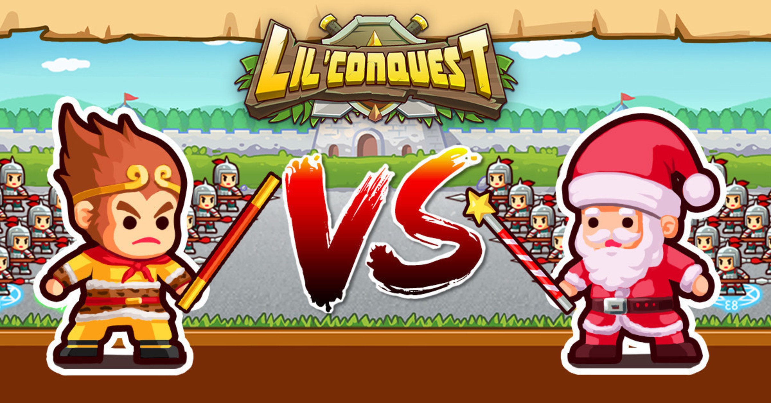 Lil' Conquest Officially Released With Various Events