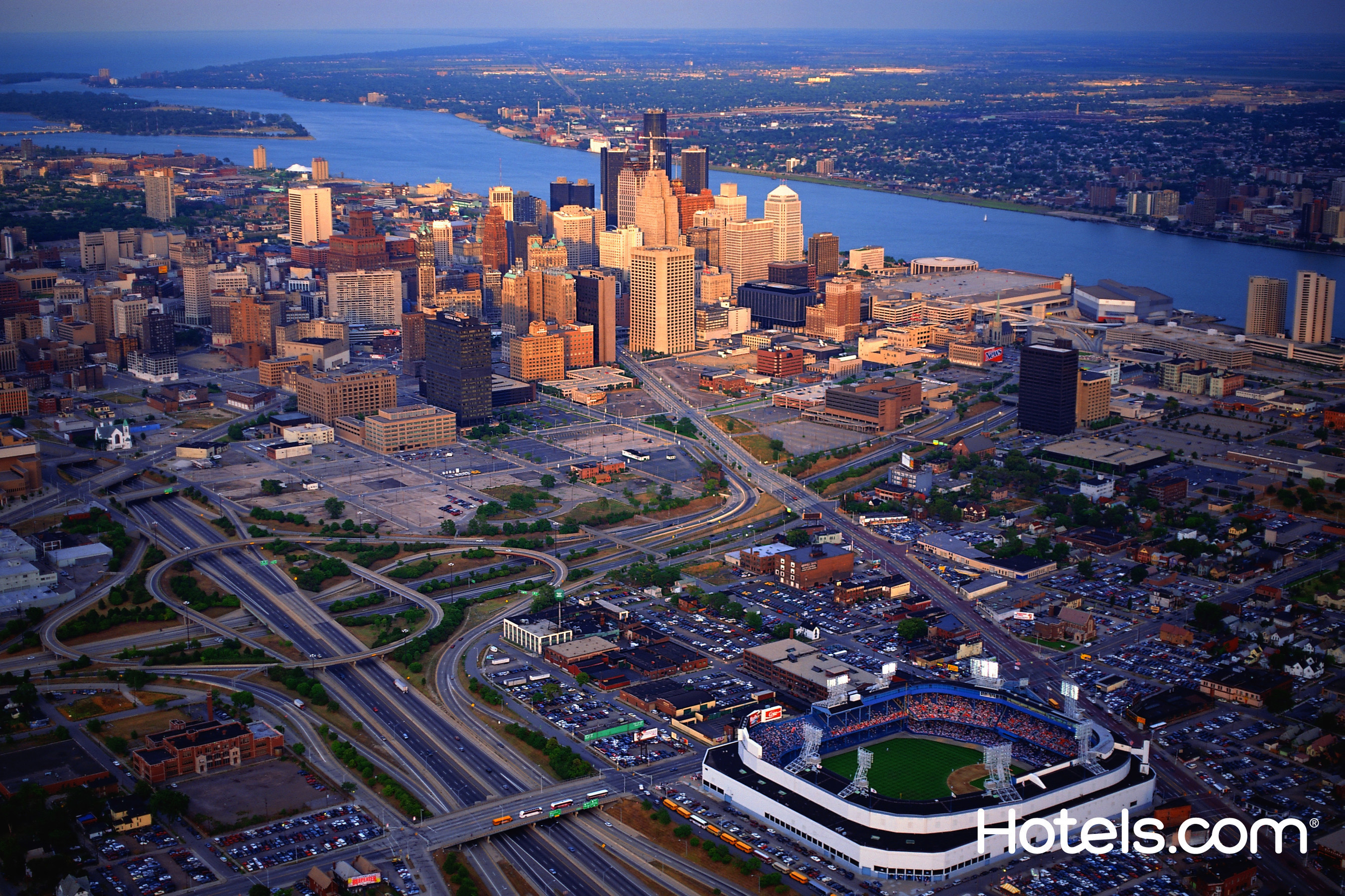New hotel openings and the addition of new downtown entertainment and nightlife options will help the ongoing revitalization of Detroit.