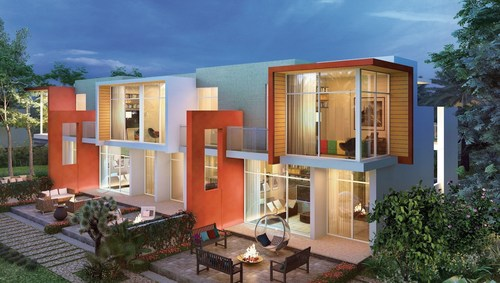 Phase 1 Villas at AKOYA Imagine 1 (PRNewsFoto/DAMAC Properties)