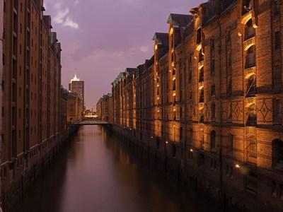 UNESCO Declares Hamburg's Speicherstadt and Kontorhaus-District a World Heritage Site