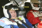 Dorothy Coates, 82, a resident of Brookdale Midwestern in Witchita Falls, Texas, is granted her Wish of a Lifetime to take a spin around the Texas Motor Speedway in an Indy Car. The Wish of a Lifetime and Brookdale Senior Living partnership has granted more than 600 seniors Wishes since 2010.