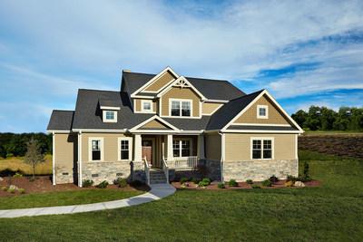 Custom home builder schumacher homes opens new model home for Schumacher homes house plans