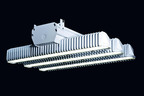 Full Line of Albeo Technologies Award-Winning H-Series High Bay LED Fixtures Listed by DesignLights Consortium