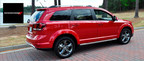 The 2015 Dodge Journey is coming soon to Topeka, Kan. (PRNewsFoto/Briggs Dodge)