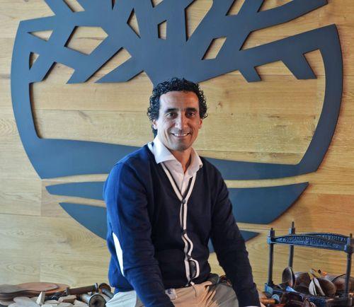 Timberland Appoints VP Sales Mariano Alonso (PRNewsFoto/Timberland)