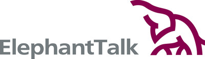 Elephant Talk Communications' Logo.