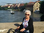 98-Year-Old Woman Uses Apple Watch App, ElderCheck Now®, to Check-in with Family as She Travels through Europe