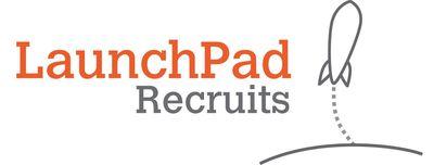 LaunchPad Logo (PRNewsFoto/LaunchPad Recruits)