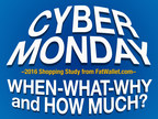 Like Data? New Cyber Monday Shopping Study Leaks Consumers' Plans