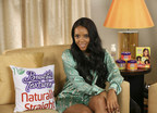 Television personality and style maven Angela Simmons has been named Brand Ambassador for Beautiful Textures, the leading innovator in hair care for women of color. (PRNewsFoto/Beautiful Textures)