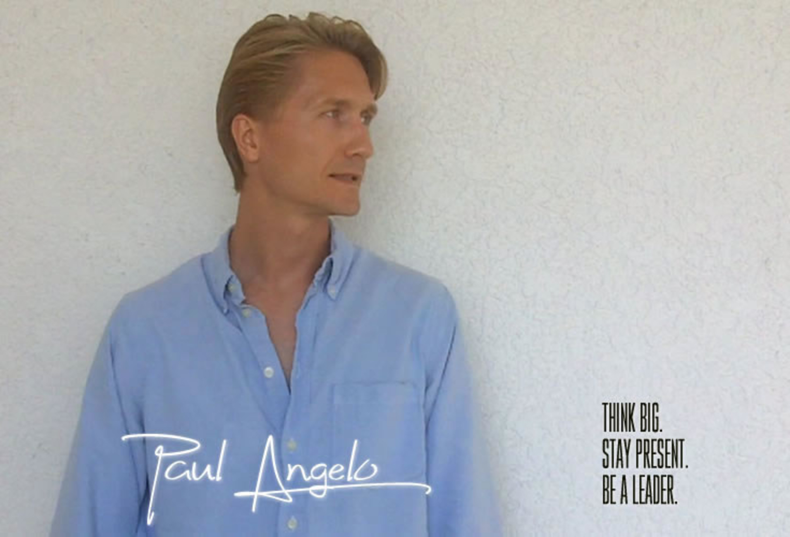 Paul Angelo - Gay Relationship Coach And Matchmaker For Men Over 40