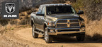 The 2014 Ram 2500 delivers power and capabilities that surpass that of light-duty trucks. (PRNewsFoto/South Oak Dodge)