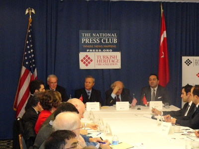 THO held a roundtable discussion on the upcoming G20 economic summit.