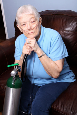 The Centers for Medicare & Medicaid Services is dismantling much of the home medical equipment network that has been committed to serving Medicare patients for decades. Patients on oxygen are among those affected.  (PRNewsFoto/American Association for Homecare)