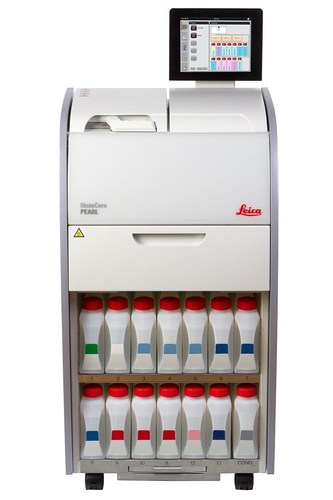 HistoCore PEARL Tissue Processor (PRNewsFoto/Leica Biosystems)