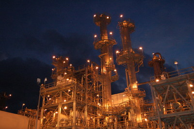 A current Alpha Olefins unit at Shell Geismar.