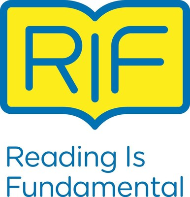 Reading Is Fundamental Logo (PRNewsFoto/Reading Is Fundamental)