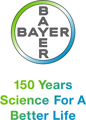 Bayer AG Communications 51368 Leverkusen Germany Tel. +49 214 30-1 www.press.bayer.com.  (PRNewsFoto/Bayer HealthCare)