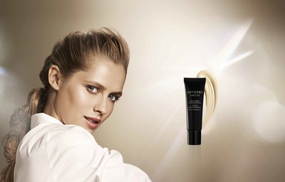 Prime, perfect and hydrate skin Artistry Exact Fit BB Perfecting Primer Amway.com.