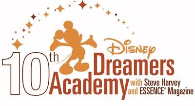 10th Annual Disney Dreamers Academy Logo