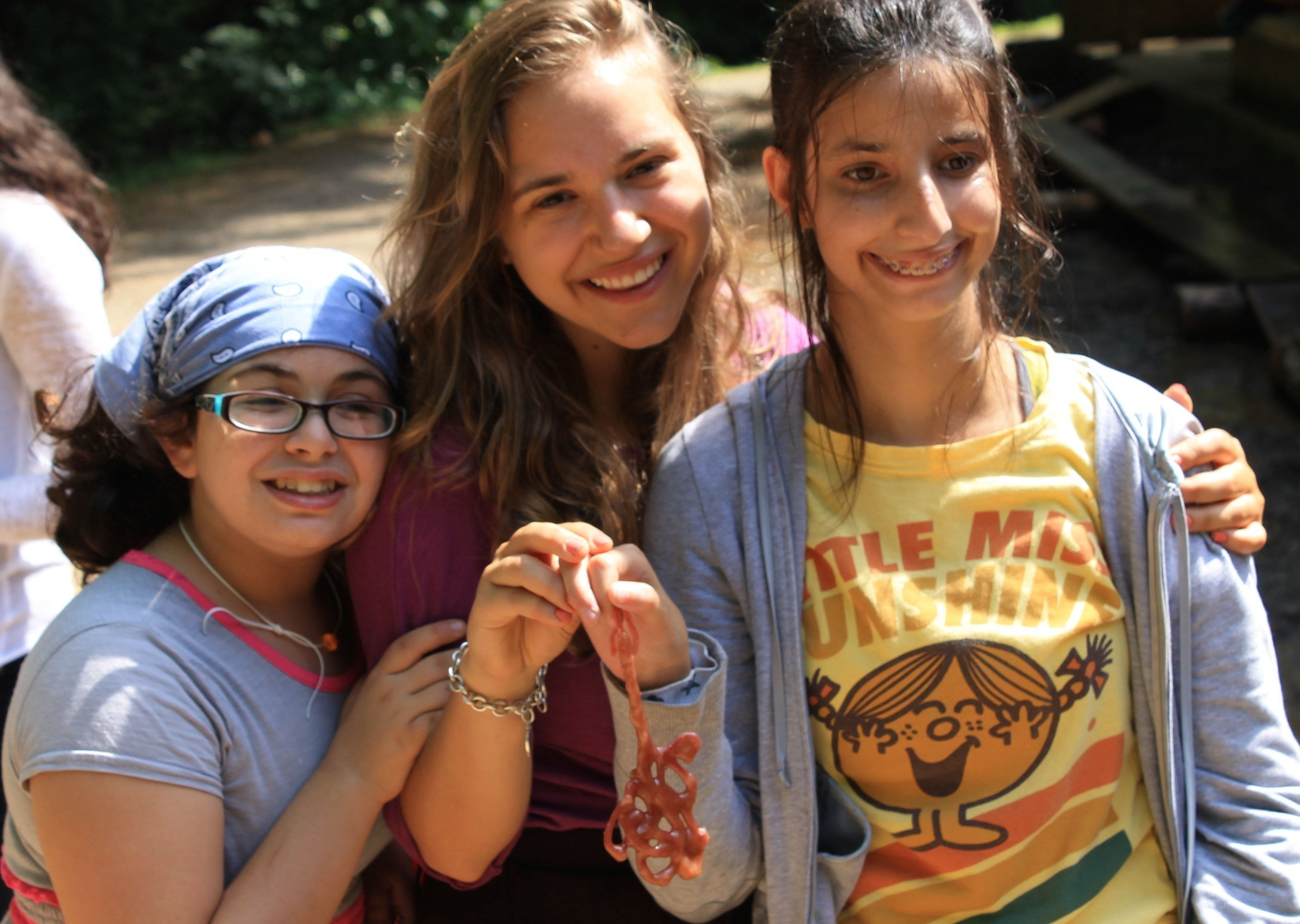 Camp Living Wonders: where every child has the ABILITY to shine.