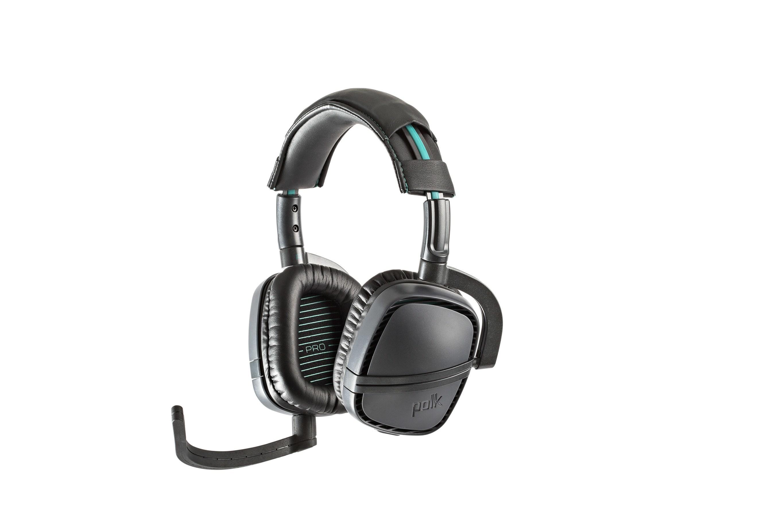 Polk Audio's Striker Pro Zx Gaming Headset