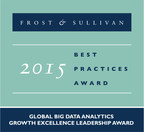 Frost & Sullivan Global Big Data Analytics Growth Excellence Leadership Award