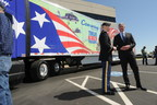 "Con-way Truckload Launches Military Appreciation Initiative ""True to the Troops"""