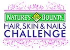 Nature's Bounty Hair, Skin & Nails 30 Day Challenge