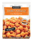 Alexia Sweet Potato Puffs wins 2013 Better Homes and Gardens Best New Product Award in the refrigerated / frozen potatoes category.  (PRNewsFoto/Alexia Foods)