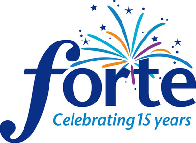 Forte Research Systems, developer of clinical research software, celebrates 15-year anniversary. (PRNewsFoto/Forte Research Systems)
