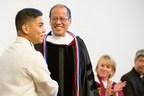 Philippine President Benigno Aquino III Receives Honorary Degree From LMU