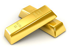 The traditional gold bar stored by central banks, weighs 400 troy ounces (438.9 ounces of 12.4kg) and can therefore easily be carried, is worth about $660,000 at today's gold price.  (PRNewsFoto/Inflation Hub)
