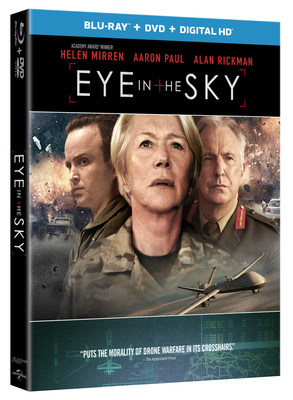From Universal Pictures Home Entertainment: Eye In The Sky