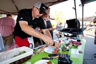 New Braunfels, Texas, in the heart of the Texas Hill Country, kicks off the summer vacation season May 7. Chef Brad Sorenson judges the Wein and Saengerfest Chef Showdown to get it started. The city is a growing culinary destination with many new restaurants, a thriving farmers market, and specialty food shops. Along with wine and craft beer tasting, there is live music, of course. There's also a grape stomp, artisan market, activities for children and a Chef's Showdown. It all culminates with a street...