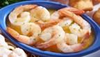 Red Lobster's signature Shrimp Scampi now features bigger shrimp and is handcrafted in-house using Red Lobster's classic scampi sauce that's buttery and freshly prepared with white wine and garlic.