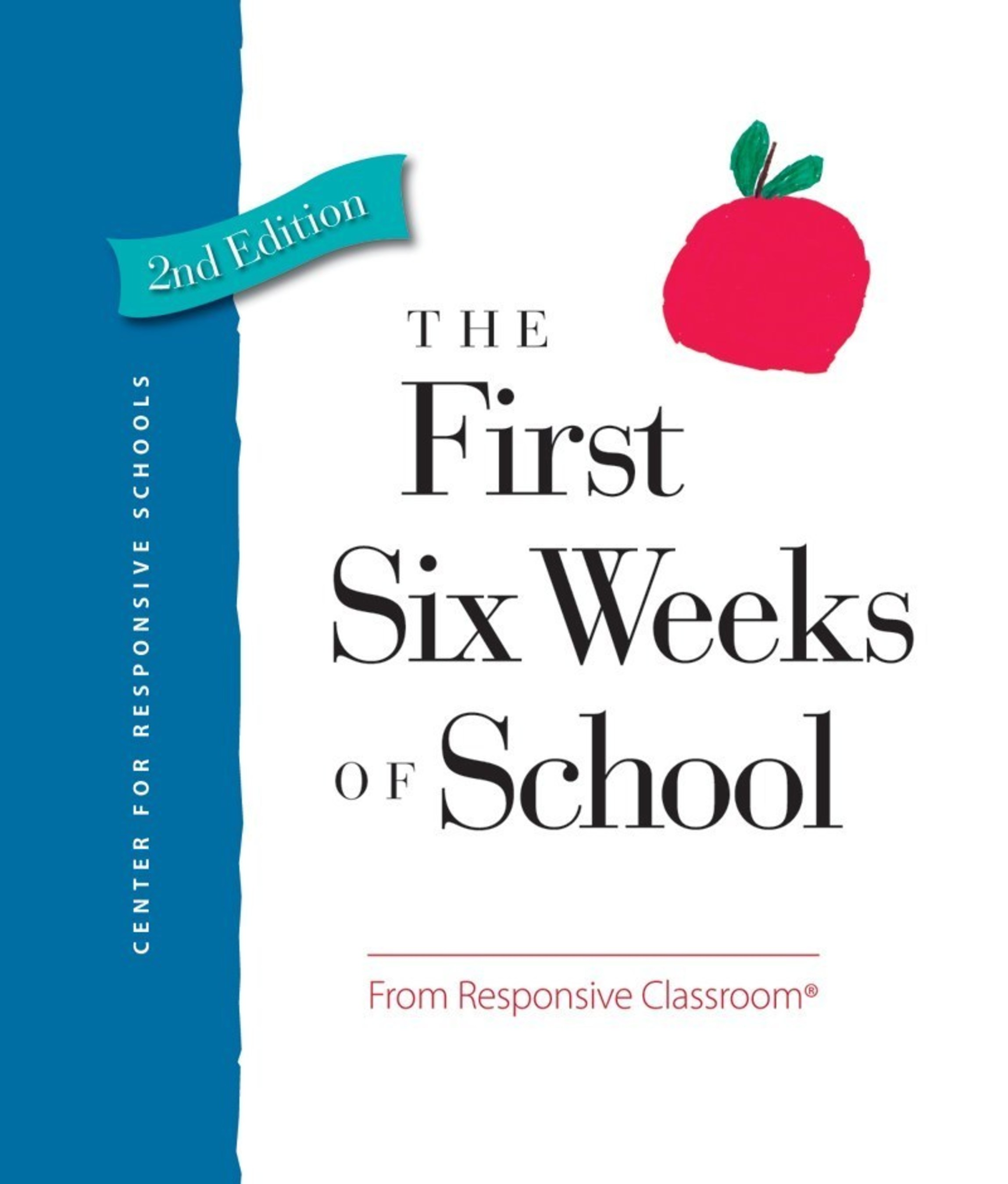 This practical guide from Responsive Classroom helps K-6 teachers use the crucial early weeks of school to lay the groundwork for a productive year of learning.