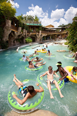 Schlitterbahn is more than seventy acres of shared family fun, thrilling adventure, and relaxation! Nestled along the banks of the Comal River it features world-famous attractions, epic river adventures, kid's water playgrounds, and beautiful spots to relax and share a picnic. You can even stay the night at The Resort at Schlitterbahn at a River Bend Cabin, Treehaus Suite, Schlitterstein Studio Loft, vacation home or hotel room just steps away from all the fun. And, it's right there in downtown New Braunfels.