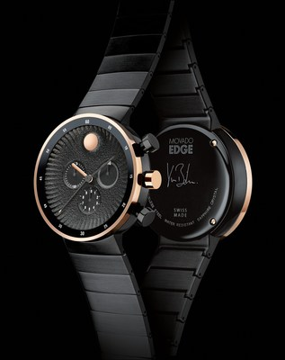 Movado Launches the Special Edition Edge Collection Designed in Collaboration with Industrial Designer Yves Béhar