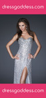 $13,997 Prom Dress Unveiled by DressGoddess for Prom 2011