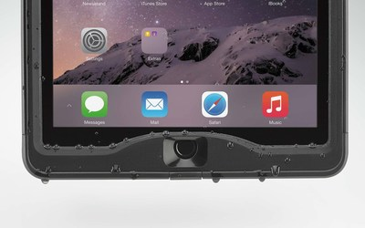 LifeProof NUUD, now available for iPad Air 2 in black and glacier.
