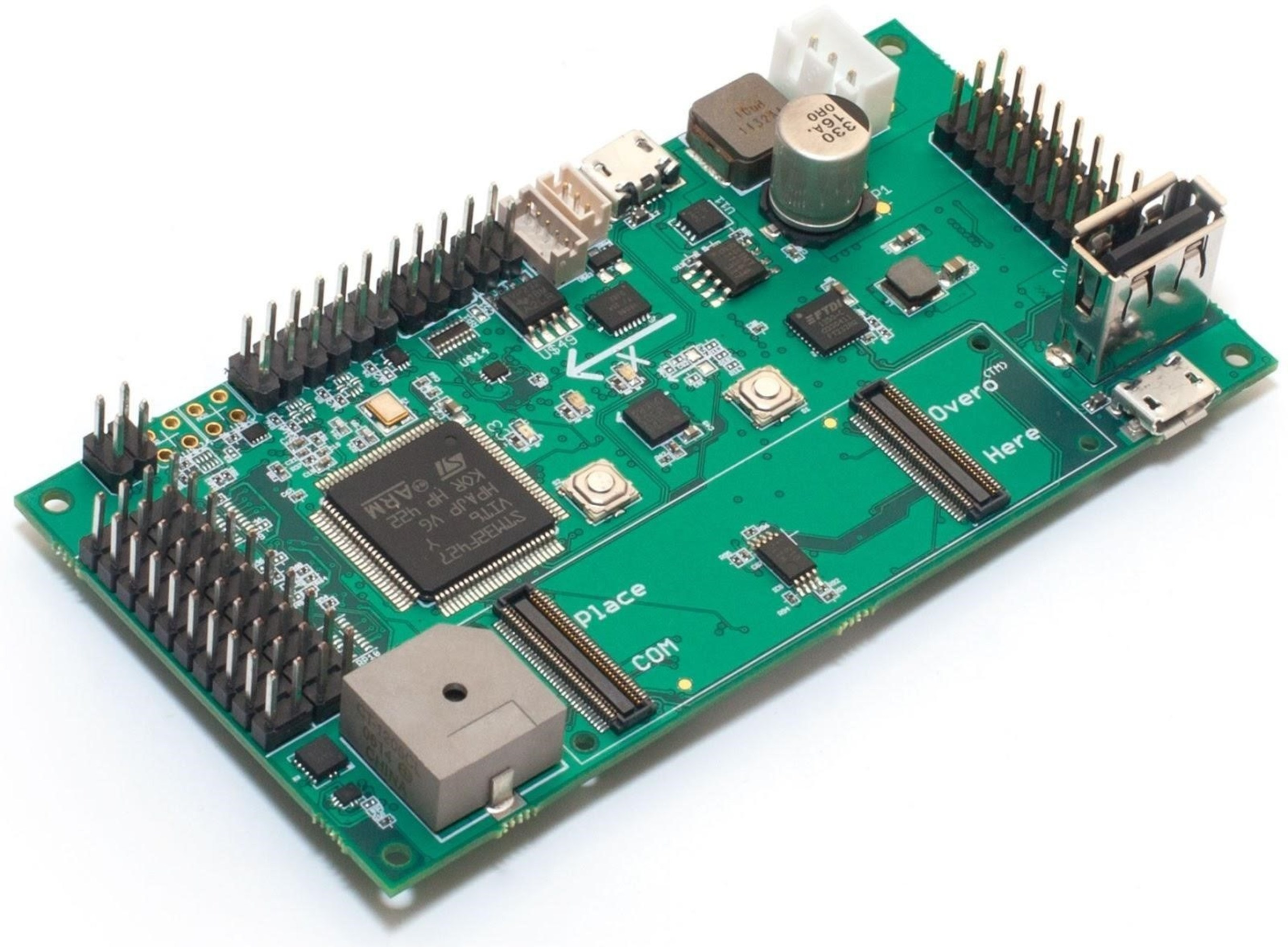Gumstix® Launches Geppetto™  Version 2.0 Online Tool For Designing Custom Embedded Systems