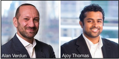 Touchstorm's Chief Growth Officer / CRO Alan Verdun and Chief Technology Officer Ajoy Thomas
