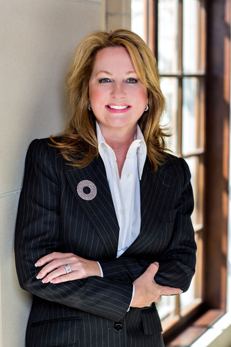 Paula Bonney, Branch Manager for Dallas, Cobalt Mortgage.  (PRNewsFoto/Cobalt Mortgage)